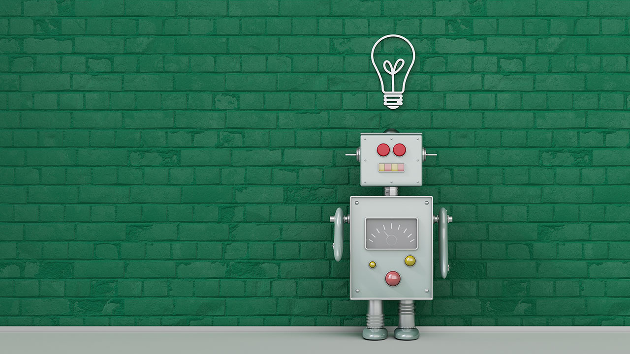 Roboter für Innovation Hub