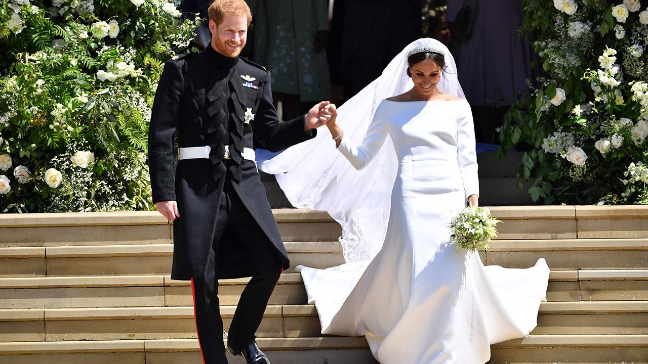 Prinz Harry und Meghan Hochzeit für APA-PictureDesk