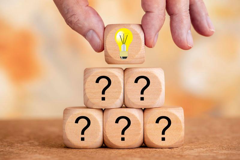 Fragen und Antworten Mediendatenbank