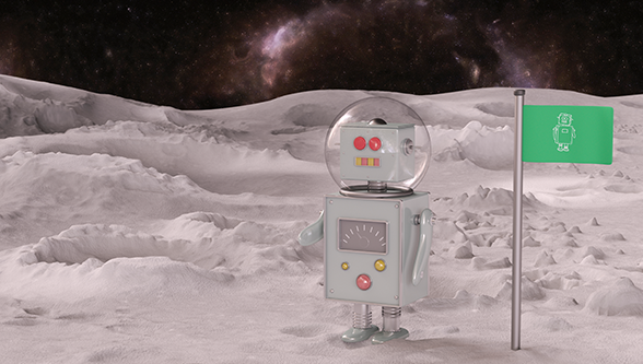 Roboter am Mond, Innovationsthemen