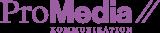 Logo ProMedia Kommunikation