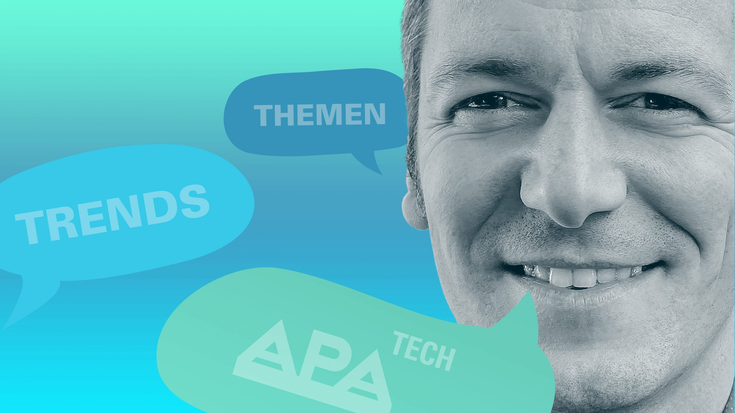 APA-Tech Podcast Bild mit Clemens Prerovsky