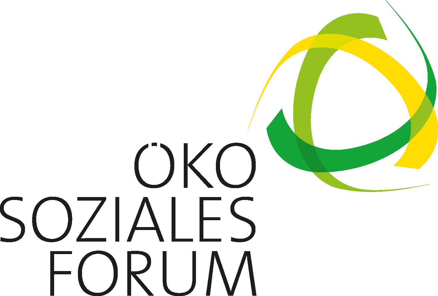 Öko Soziales Forum Logo