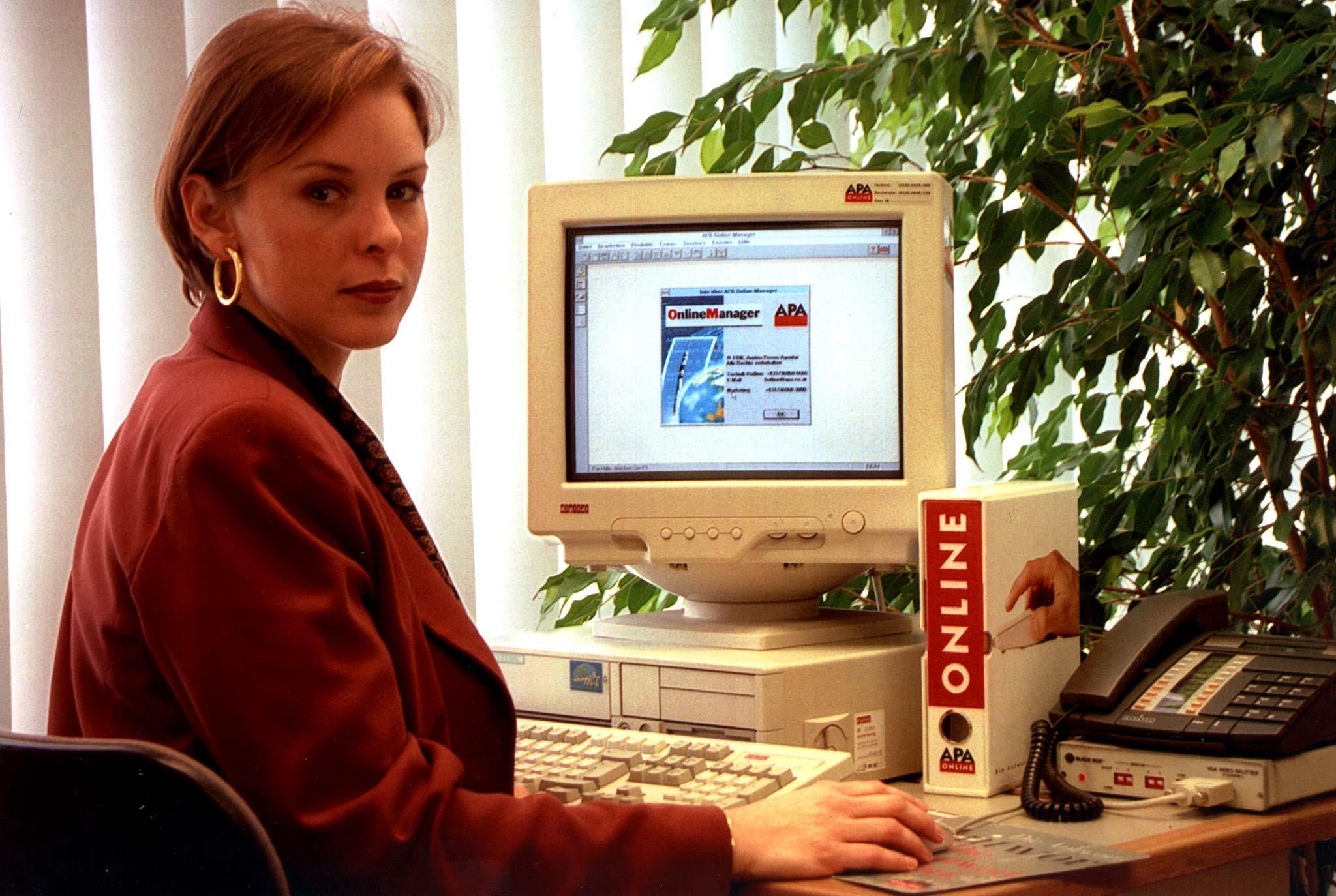APA 1990er Jahre