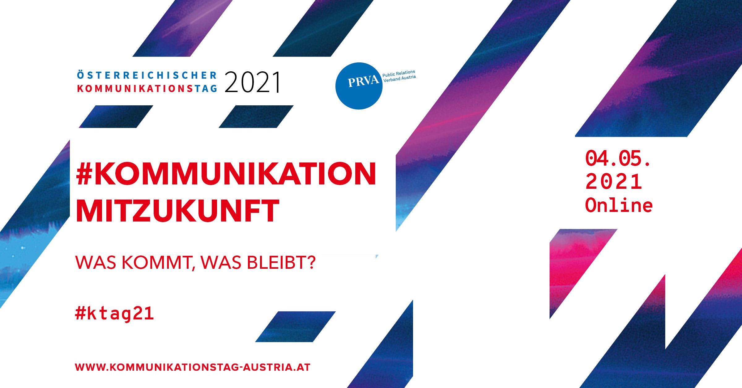 #ktag21 #KommunikationmitZukunft